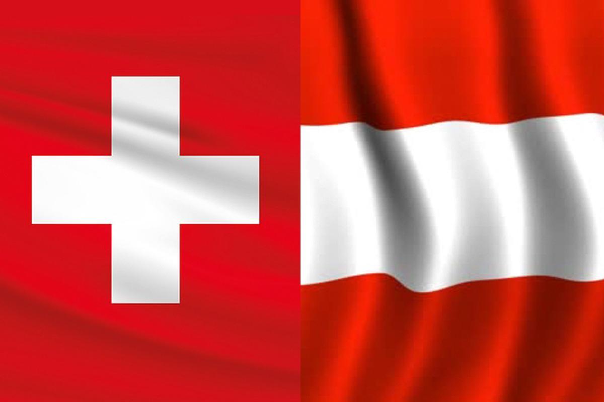Suiza y Austria